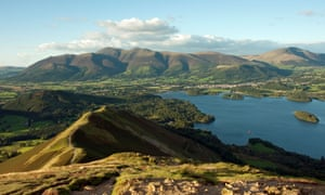 The view from Catbells, taken before the coronavirus pandemic.