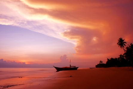 Rupat Island, Riau, Indonesia