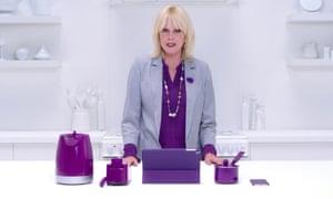 Joanna Lumley Utility Warehouse advert