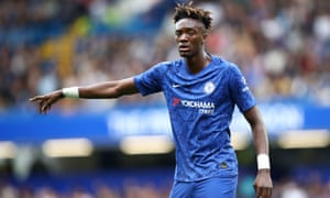 Tammy Abraham is improving his all-round game