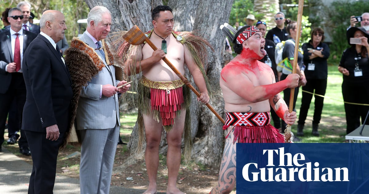 Moehanga Day: New Zealand's Māori mark the day they 'discovered' Britain