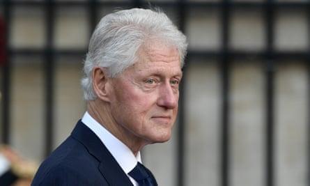 Bill Clinton in September 2019