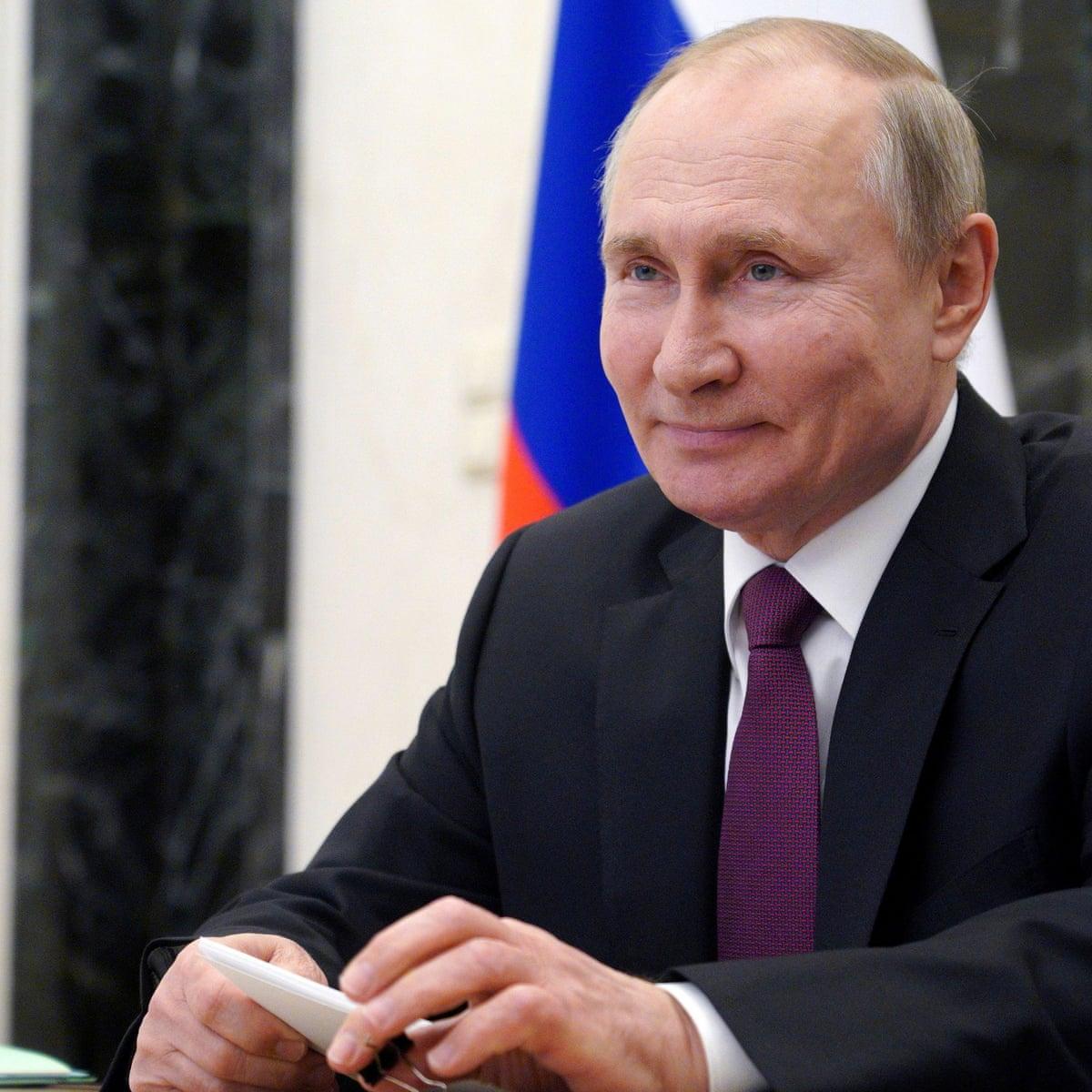 Vladimir Putin passes law that may keep him in office until 2036   Vladimir Putin   The Guardian