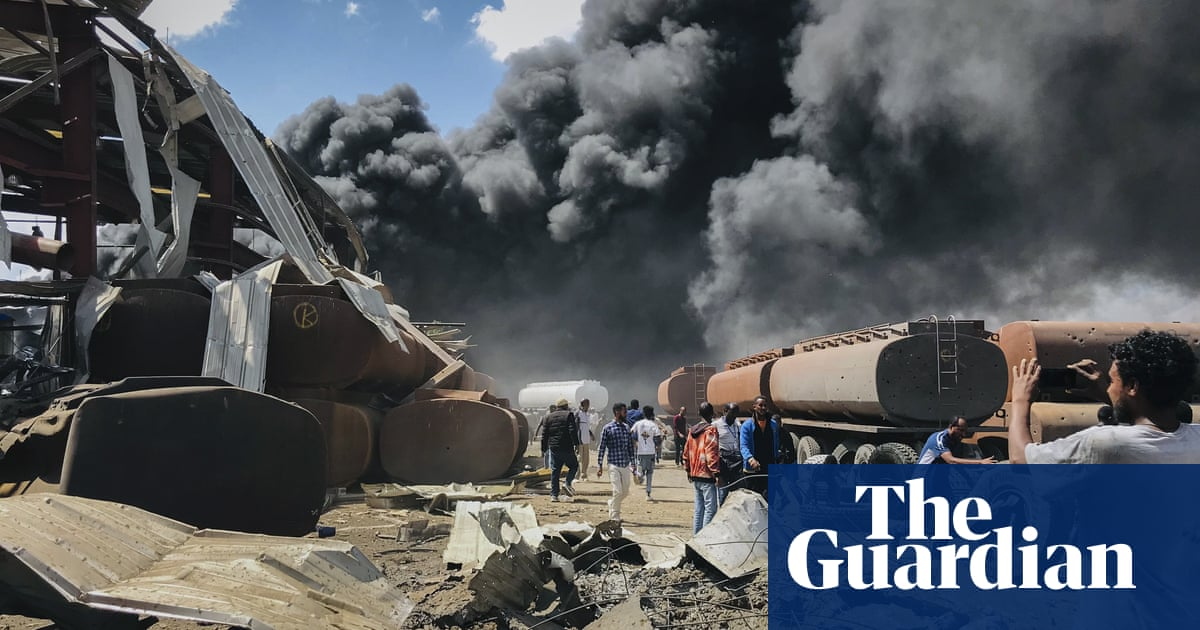 Ethiopia airstrikes target Tigray rebels as aerial campaign continues