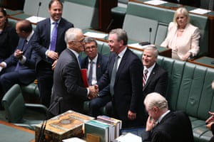 Parliament scenes