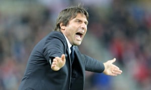 Antonio Conte pointed out Chelsea played three times in seven days before Christmas, and won all three matches.