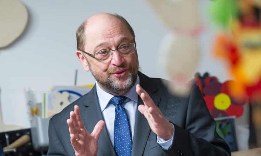 In Germany, 'Martin Schulz has managed to turn round the fortunes of Labour's supposedly doomed sister party, the SPD, to the point that he now looks like a possible contender for power'.