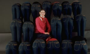 Gloria Vanderbilt made a huge success of her jeans business in the 1970s.