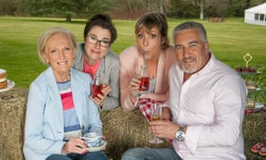 The Great British Bake Off: Mary Berry, Sue Perkins, Mel Giedroyc and Paul Hollywood did not have deals tying them to the show.