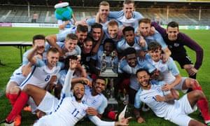 England Under-21s