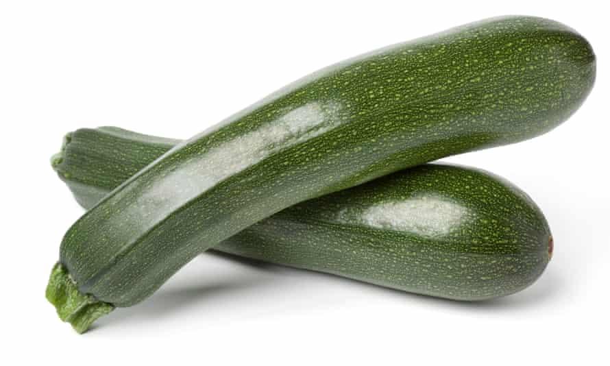 Zucchini … great on raw veg.