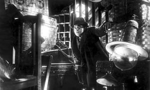Expressionist city … Peter Lorre in Fritz Lang's 1932 film M.