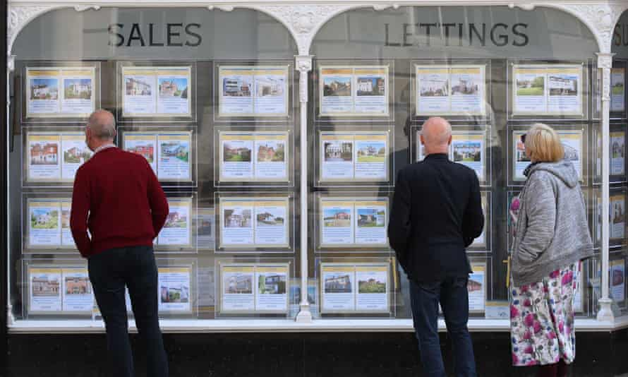 The average price of a house in in Britain has risen to £240,000.