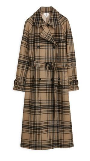Arket coat, £250.