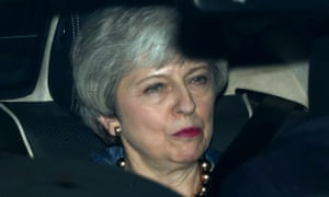 Theresa May is facing growing pressure from Tory backbenchers over the prospect that the UK will have to take part in EU elections in May.