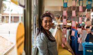 Life Chances participant Anna Lam