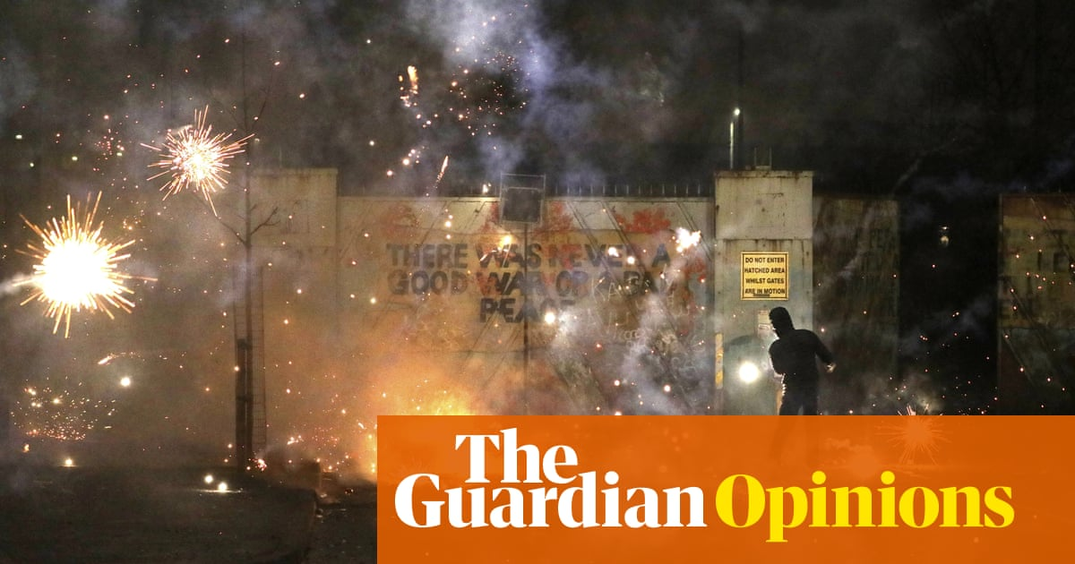 The Belfast violence shows young working-class people have been failed again
