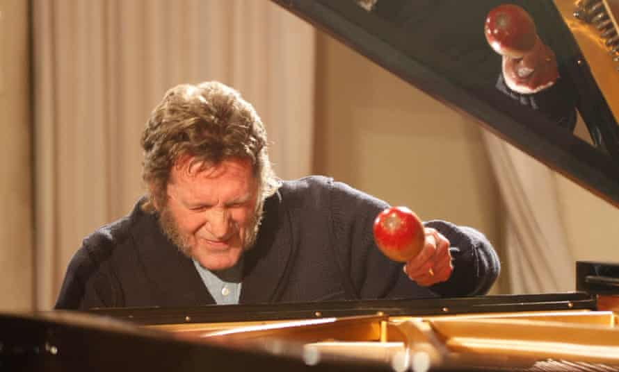 Keith Tippett in 2012.
