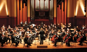 Beautifully precise and evocative … Ludovic Morlot conducts the Seattle Symphony