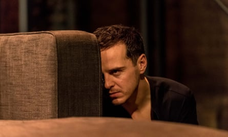 'A windmill of small gestures': Andrew Scott as Hamlet at the Almeida.