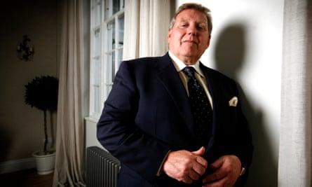 Tony Pidgley, the head of Berkeley Homes, earned £23.2m