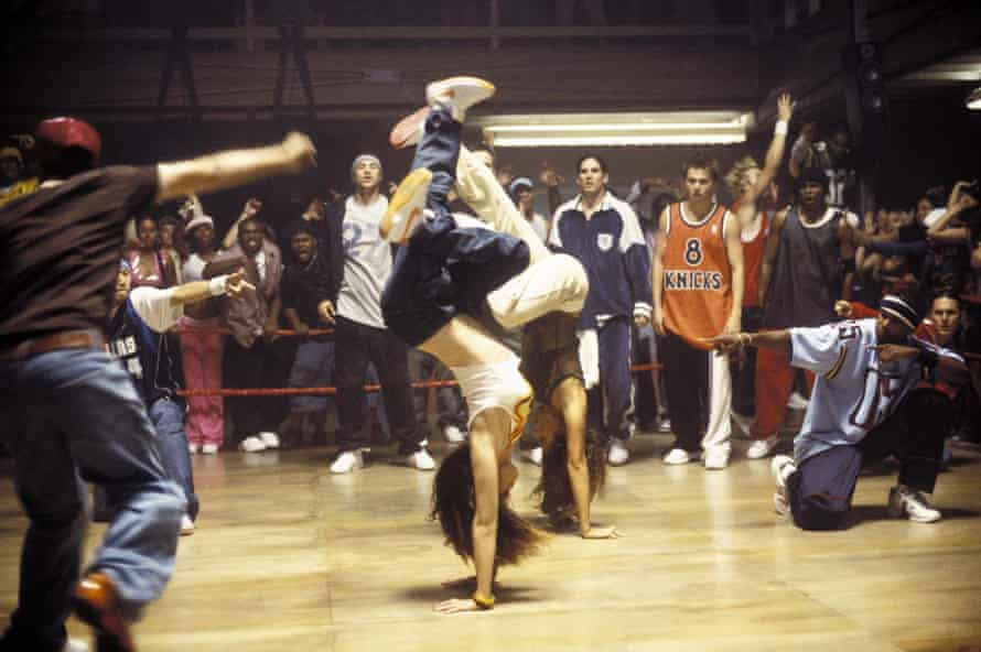 Two crews battle in the Screen Gems film You Got Served.