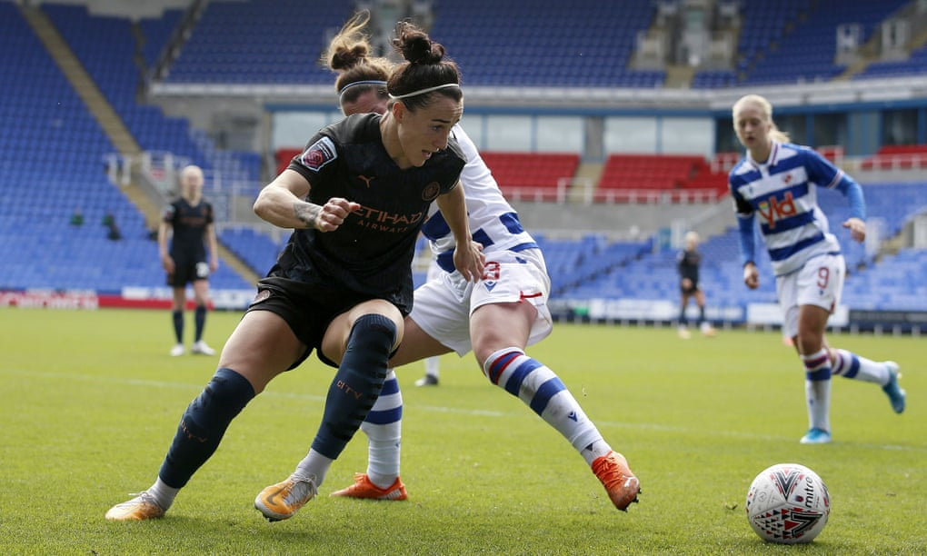 Lucy Bronze: 'There's always a small part of me that needs to prove myself'