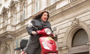 Spy - 2015<br>Mandatory credit: TM &amp; copyright 20th Century Fox No Merchandising. Editorial Use Only No Book or TV usage without prior permission from Rex. Mandatory Credit: Photo by Everett/REX Shutterstock (4796930l) Melissa McCarthy Spy - 2015