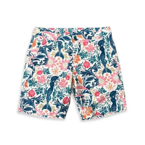 Morris sea, £100, rizboarshorts.com (recycled)