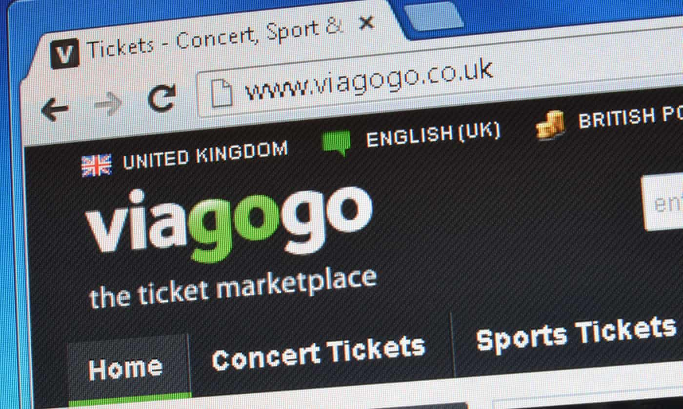 Google suspends ticket website Viagogo from global search rankings