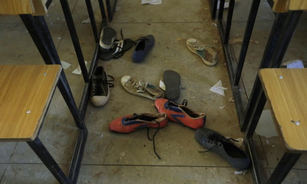Kidnappers Abduct Students from School in Central Nigeria