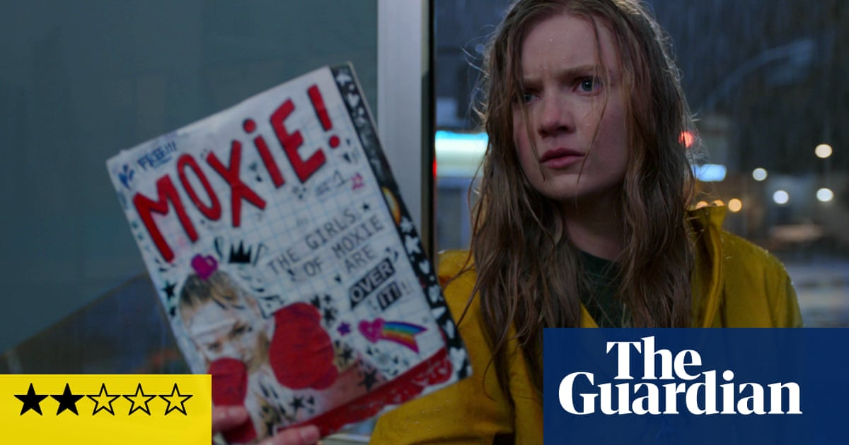Moxie review – Amy Poehlers high-school comedy plays it straight