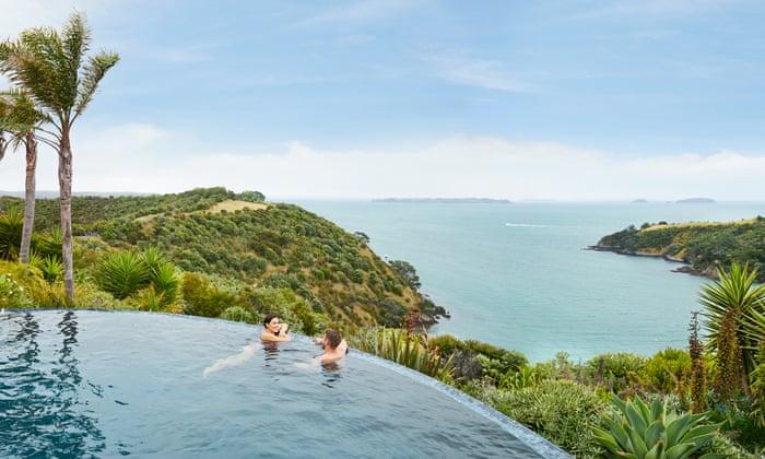 Relajarse en Auckland 1