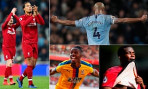 Liverpool and Manchester City are set for showdowns, will Wilfried Zaha still be at Palace next season and Manchester United have much to prove.