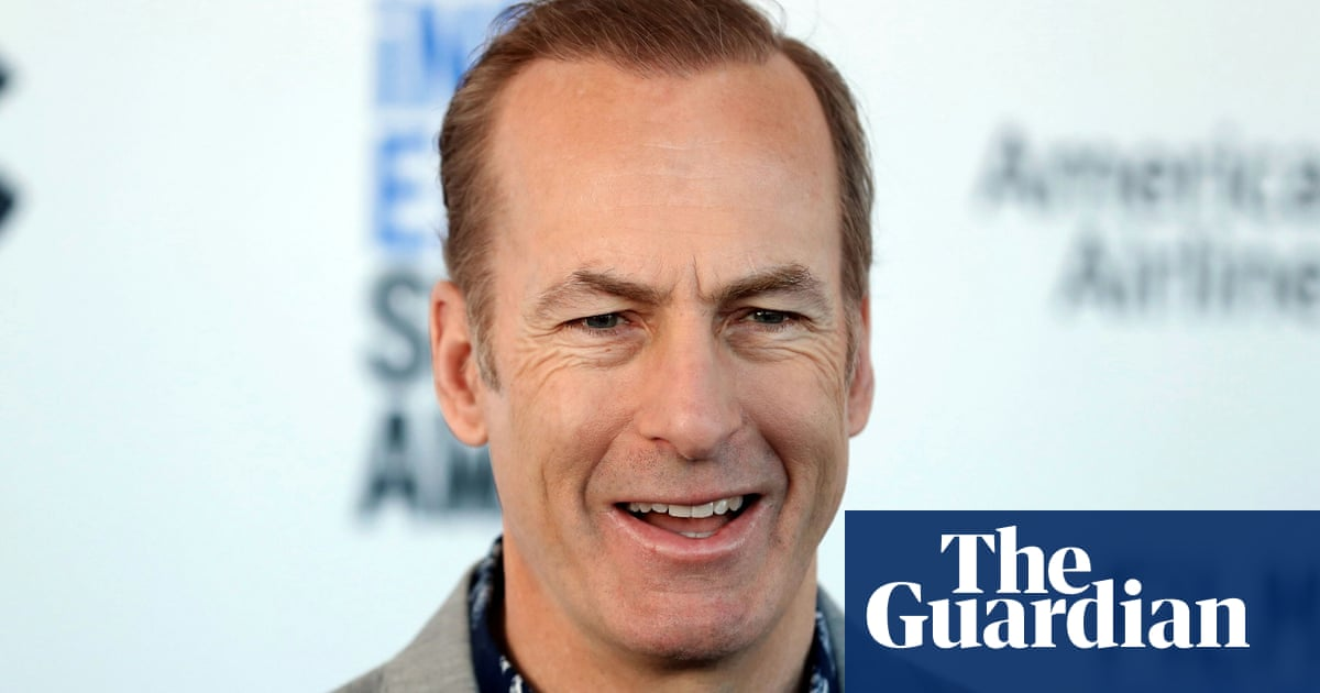 Bob Odenkirk says he had small heart attack but vows 'I'll be back soon'