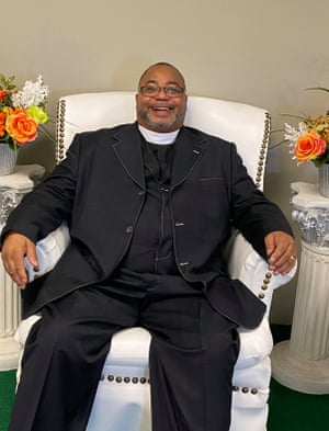 Bruce Davis, a Pentecostal pastor and nursing assistant supervisor at Central State Hospital in Georgia, died of Covid-19 on 11 April. His wife, Gwendolyn, said she was denied pandemic relief because his death certificate didn't mention Covid.