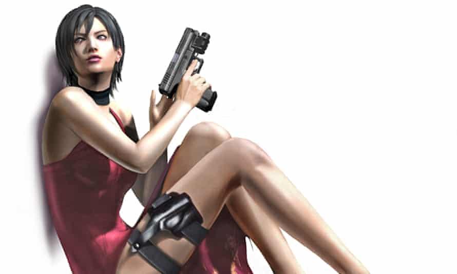 AdaWong, Resident Evil