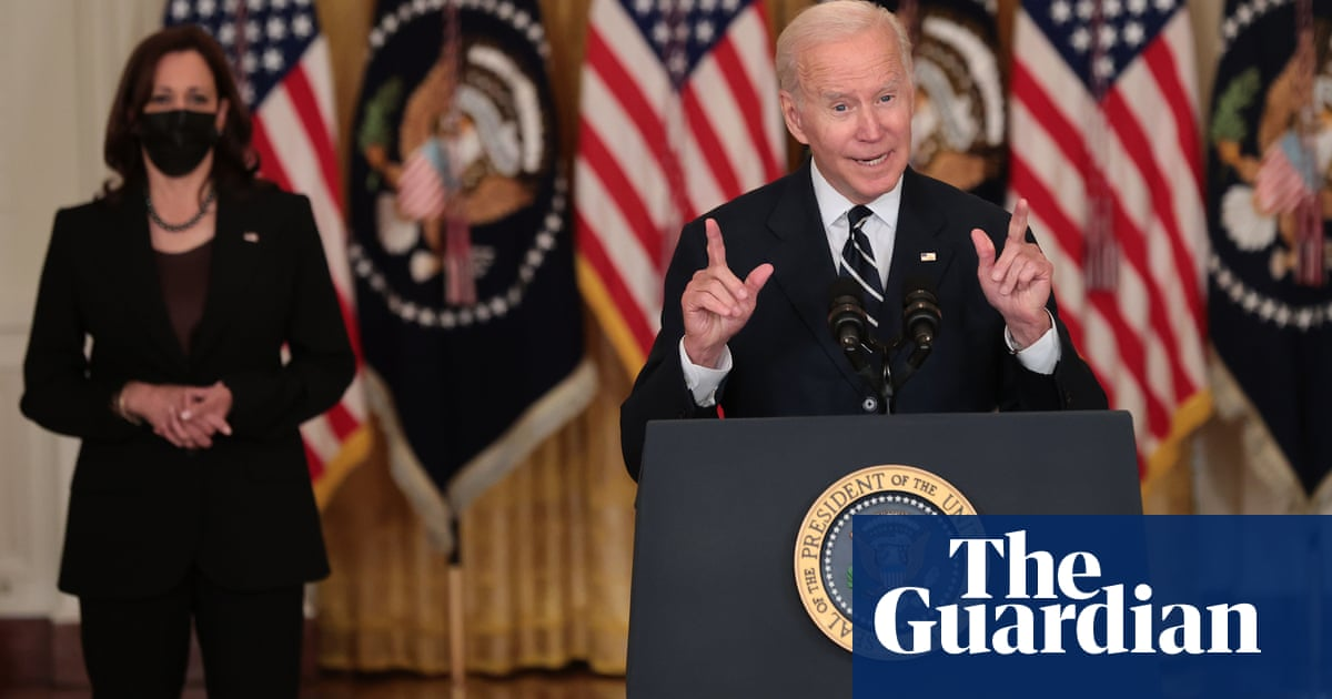 $555bn in climate action but no new tax on billionaires: what's in Biden's plan?