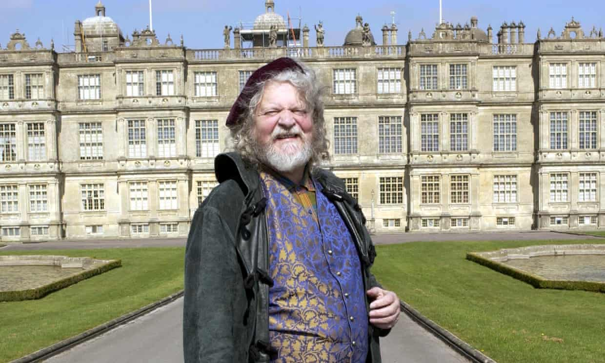 Lord Bath at Longleat House in 2003