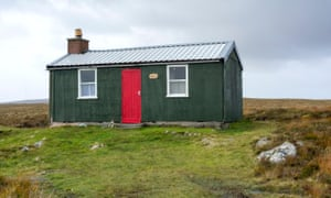 Get away from them all... on the Isle of Lewis.