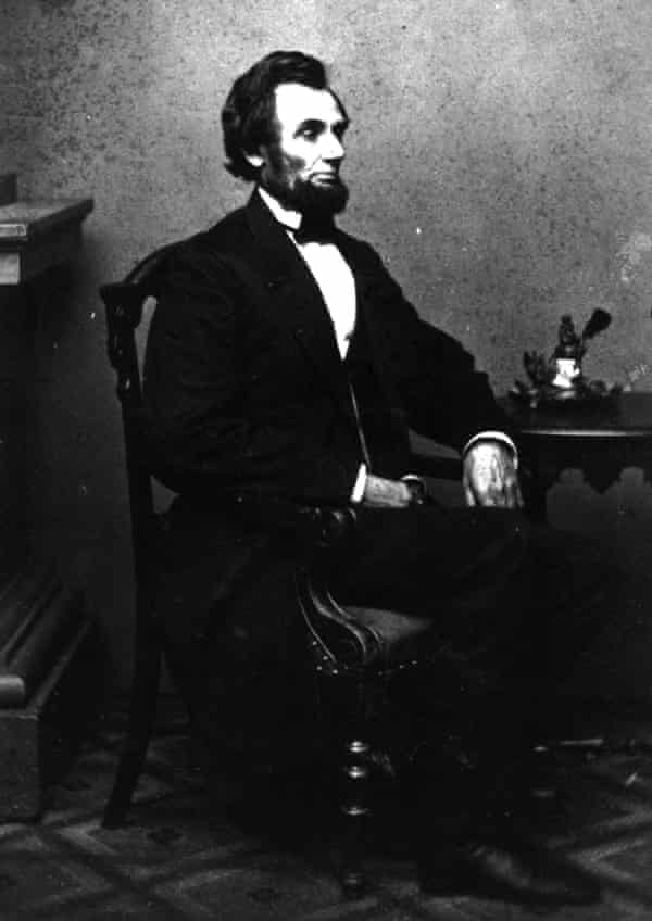 Abraham Lincoln, despised in his day by the Manchester Guardian