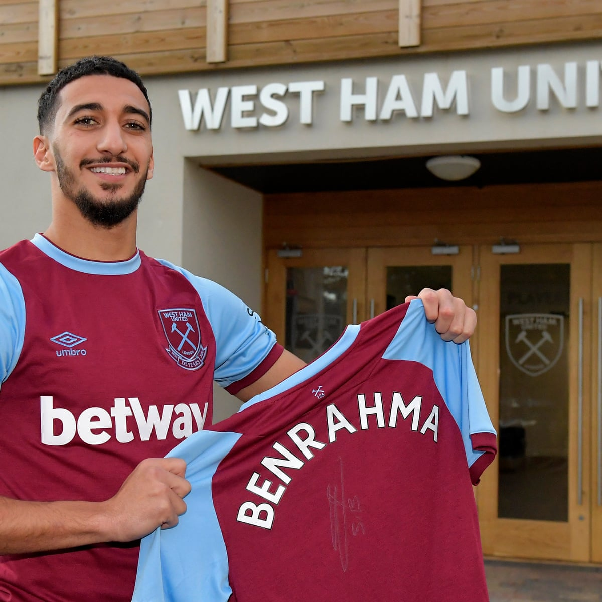 West Ham Complete Loan Signing Of Said Benrahma From Brentford West Ham United The Guardian