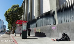 San Francisco is home to roughly 7,500 homeless residents.