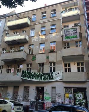 Friedel Strasse 54 in Neukölln, Berlin.