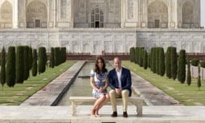 Prince William, Duke of Cambridge and Catherine, Duchess of Cambridge April 16, 2016