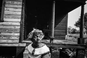 A resident of Birmingham, Alabama