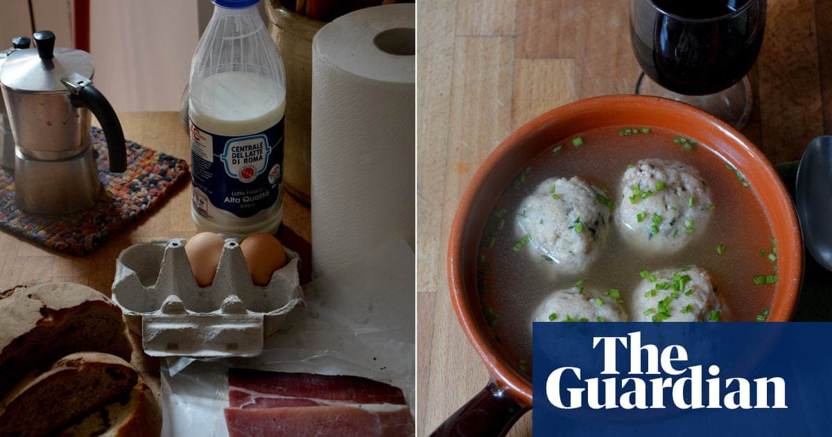 Easy Tyrolese: Rachel Roddy's recipe for canederli dumplings in broth | A Kitchen in Rome