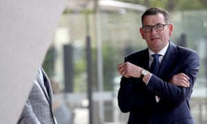 The average member of the Victorian parliament is a 48-year-old Australian-born man who was educated at a religious or private school. Premier Daniel Andrews is only 46.