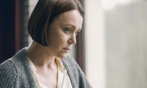 Keeley Hawes, who deserves a special award for her contribution to the portrayal of steely yet harrowed women on the BBC.