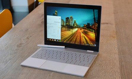 Even Google's top-end Pixelbook Chromebooks have a finite update life.